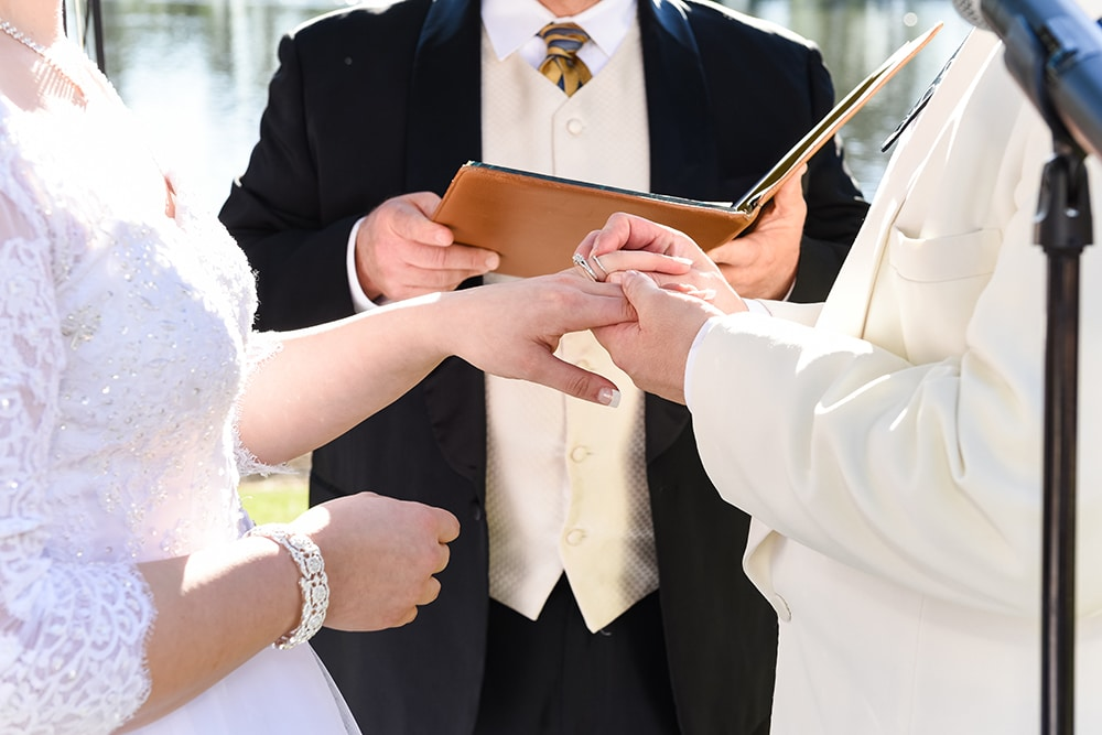 Minister or Non-Denominational Officiant?